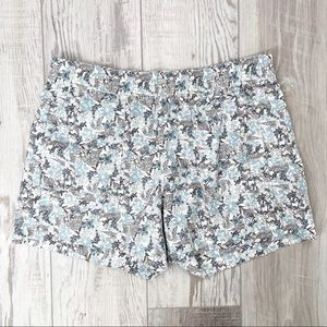 Roots Hemp Collection Printed Day Tripper Shorts